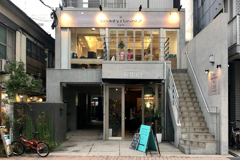 beauty : beast 鹿児島店 7/21 open