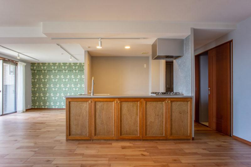 マンション一室改修工事完成