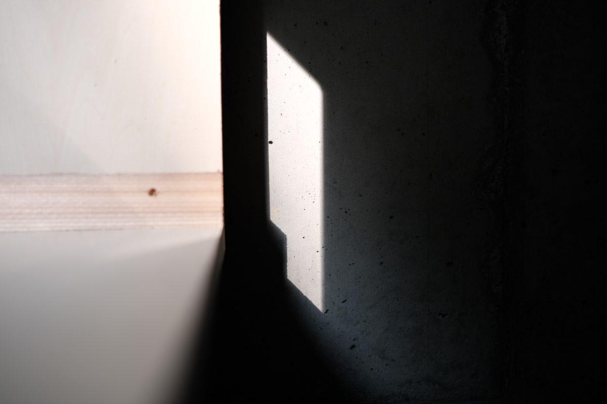 平川の家 アンカーボルト検査