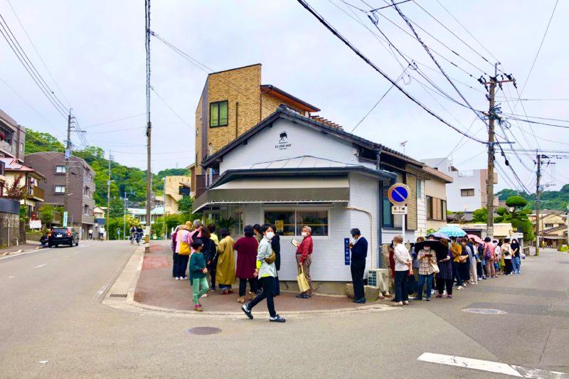 上町のパン屋さんオープン! le chat noir  ル シャノワール